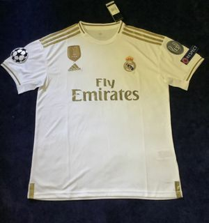 19/20 Real Madrid Jerseys for Sale in Compton, CA