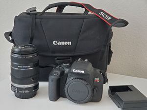 Canon rebel T7i for Sale in Oakland, CA