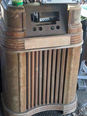 Antique radio shell for Sale in Prattville, AL