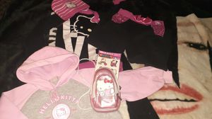 Hello Kitty Sweat Outfit PLUS EXTRAS (: for Sale in San Jose, CA