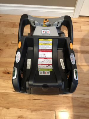 Chicco Keyfit Infant Car Seat Base for Sale in Tacoma, WA