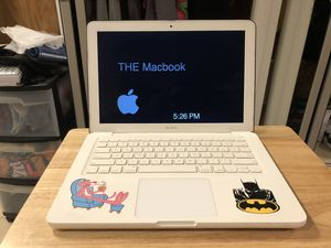 MacBook 2009 Model for Sale in Alexandria, VA