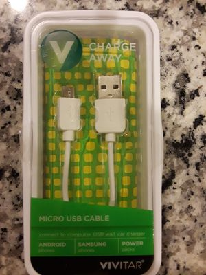 Micro USB Cable for Sale in Derwood, MD