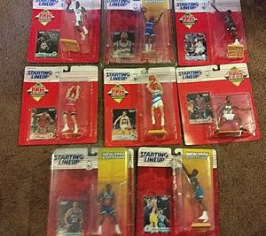 8 Starting Lineup Action Figures for Sale in Pittsburgh, PA