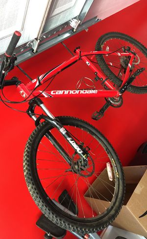 Cannondale Large Frame Bike for Sale in Warrenton, VA