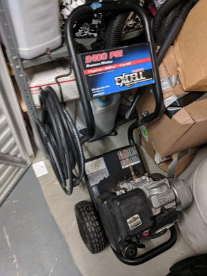 Power Washer for Sale in Manassas, VA