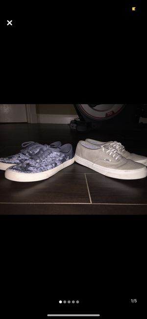 Shoes vans for Sale in Fort Myers, FL