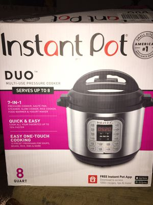 Instant pot duo for Sale in Milwaukie, OR