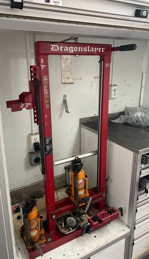 DRAGON SLAYER COIL OVER LOAD MACHINE shock for Sale in St Louis, MO