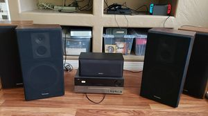 Harman/Kardon Audio System with 5 Speakers for Sale in Gilbert, AZ