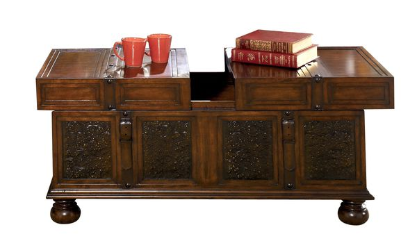 Coffee table, Buffet, and cabinet/ entryway table all make a beautiful matched set