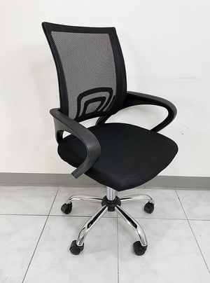 New in box $45 Small Computer Mesh Chair Home Office Adjustable Height for Sale in South El Monte, CA