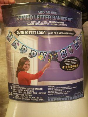 Llama Fortnite Battle Royale Birthday Kit for Sale in Arlington, TX