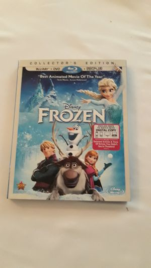Disney FROZEN the Movie for Sale in Hesperia, CA