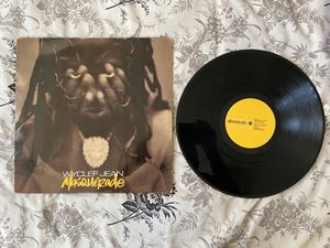 Wyclef Jean Masquerade Vinyl LP Hip Hop Record for Sale in San Diego, CA