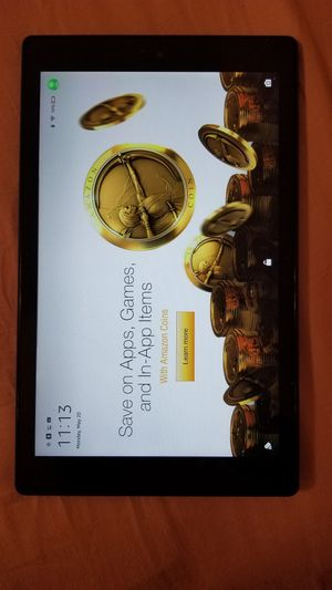 New Fire Amazon tablet HD10 for Sale in Rutherfordton, NC