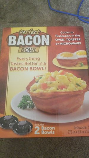 Perfect Bacon bowl for Sale in Salinas, CA