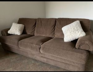 Brown couches for Sale in Glendale, AZ