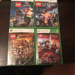 Lego Xbox 360 Games for Sale in Portland,  OR