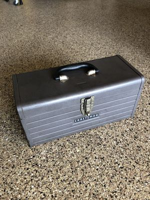 """14"""" Craftsman Tool Box for Sale in Chino Hills, CA"""