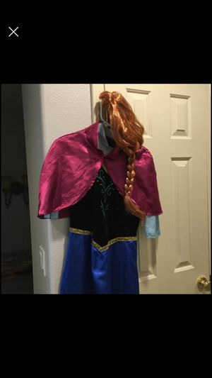 Adult frozen costumes for Sale in Canby, OR