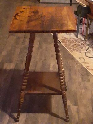 Restoration end table for Sale in Callaway, VA