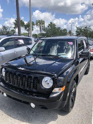 2015 Jeep Patriot for Sale in Winter Park, FL