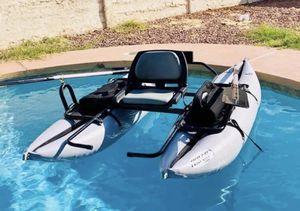 Fish Cat pontoon fishing boat for Sale in Las Vegas, NV