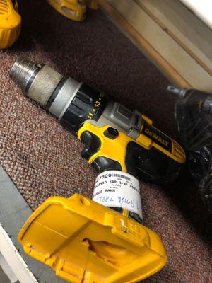 "Dewalt DCD950 XRP 1/2"" cordless drill: driver/hammer drill for Sale in San Diego, CA"