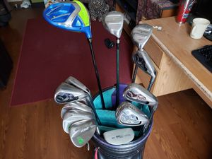 Full ready to play set of golf clubs for Sale in Delaware, OH