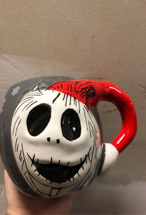 Nightmare Before Christmas Jack Mug for Sale in Rancho Cucamonga, CA