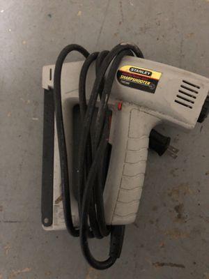 Stanley Sharpshooter Electric Heavy Duty Nail Gun for Sale in Boynton Beach, FL