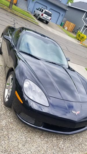 Chevy Corvette 2006 low miles for Sale in Wood Village, OR