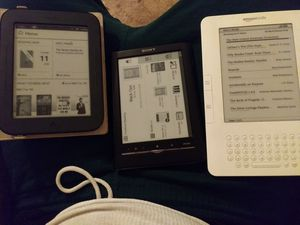 Kindle, Nook & E-Reader All For $70 for Sale in Phoenix, AZ
