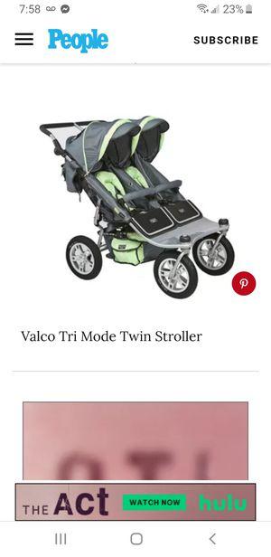 Double jogging stroller for Sale in Arlington, VA