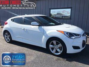 2014 Hyundai Veloster for Sale in San Antonio, TX