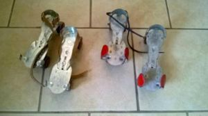 Women's size 10 roller blades for Sale in Fenwick, MI