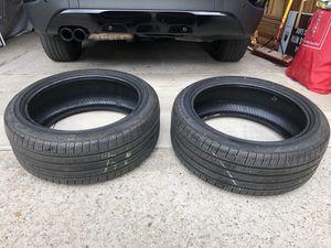 TIRES 2 Used Pirelli Cinturato P7 All Season Run Flat 225/45R18 for Sale in Salt Lake City, UT