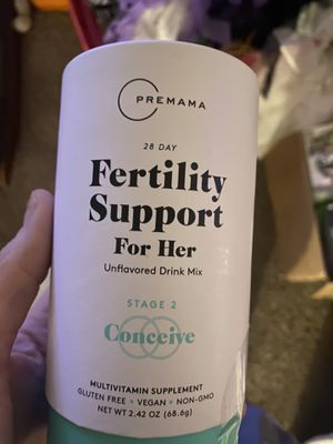 Premama 28 day fertility support for her for Sale in Seattle, WA