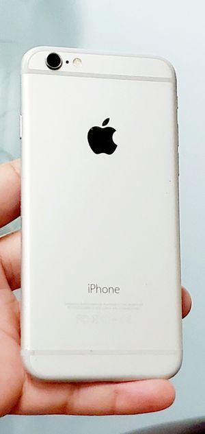 UNLOCKED IPHONE 6 GREAT SHAPE WITH CHARGER AND NEW PROTECTOR TMOBILE ATT METRO CRICKET VERIZON AND WORKS USE for Sale in Atlanta, GA