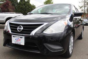 2016 Nissan Versa for Sale in Auburn, WA