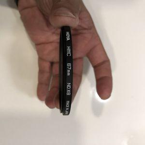 HOYA 67mm NDx8 filter for Sale in Santa Ana, CA
