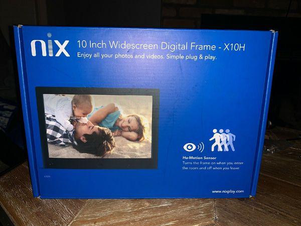 NIX X10H Digital Photo Frame