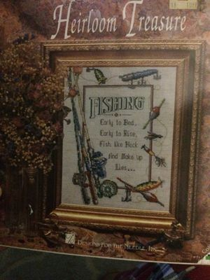 Cross stitch kit (new) for Sale in Saint Albans, WV