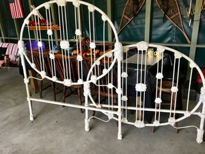 Wrought iron bed for Sale in Colonial Heights, TN