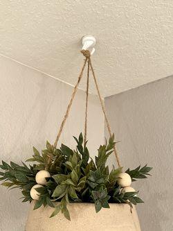 Ceramic Hanging Planter Pot for Sale in St. Cloud,  FL