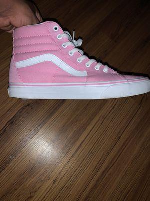 Pink vans sz10 for Sale in Greenacres, FL