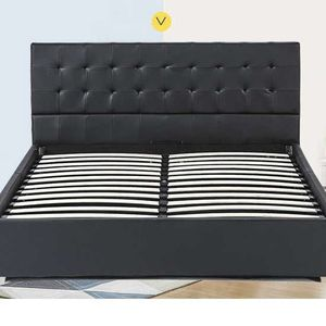 STORAGE BED NEW IN BOX QUEEN CAMA CON ALMACENAMIENTO NUEVA EN SU CAJA for Sale in Miami, FL