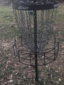 Frisbee Golf Goal for Sale in Fuquay-Varina,  NC