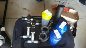 Gym exercise equipment shakers for Sale in S CHEEK, NY